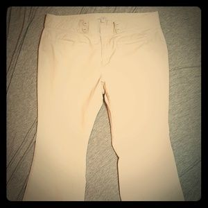 Loft khaki pants size 12 petite